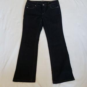 White House Black Market 6s Straight leg Jeans